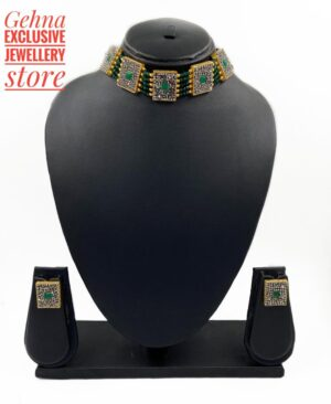 Latest Choker Necklace Designs