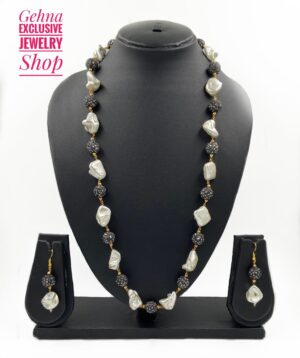 Pearl Necklace Design Online