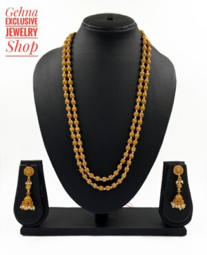 Multi Layer Gold Beads