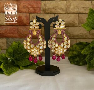 Latest Bridal earring Designs