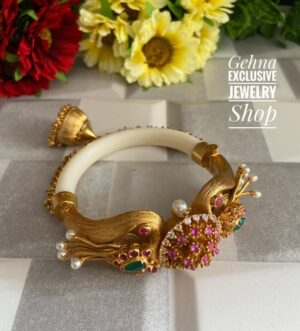 Antique kada bracelet