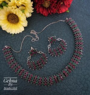 Oxidized Red Green set