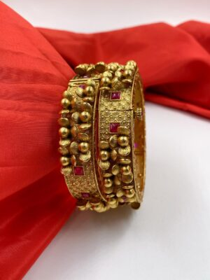 Kangan Designs in Gold