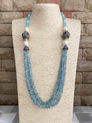 beads necklaces for sarees