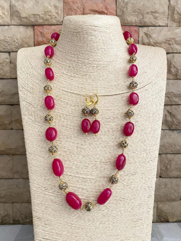 Beads Necklace Designs online