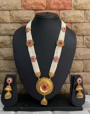 Latest Gold Plated Jewellery