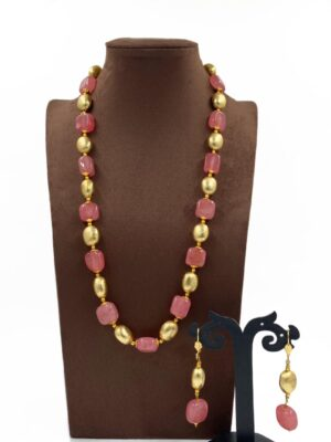 natural stone beads necklace online