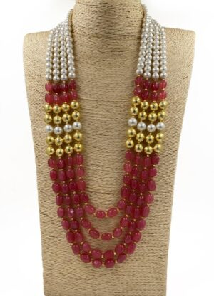 Beads Necklaces For Weddings