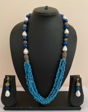 beads necklace latest designs